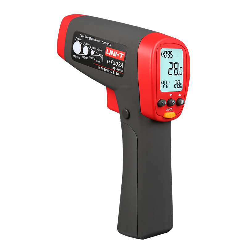 UT303A 红外测温仪