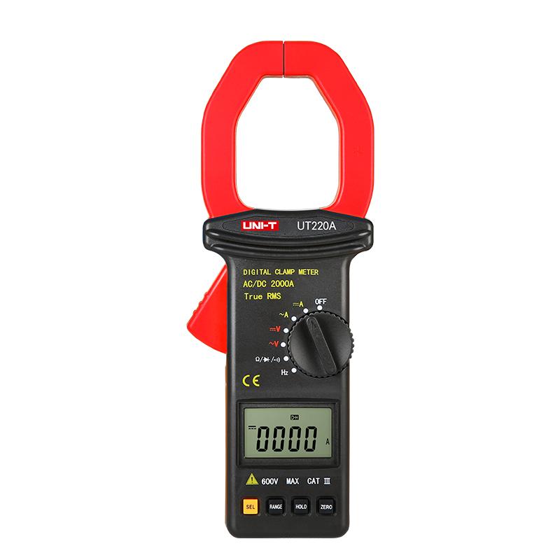 UT220A 2000A数字钳形表